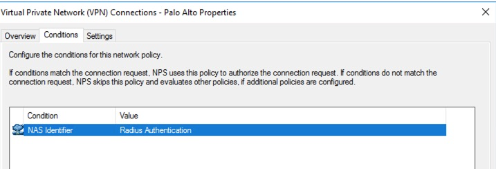 Azure MFA with Palo Alto Client VPN